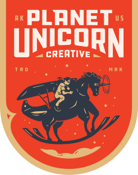 Work & Projects - Planet Unicorn Creative